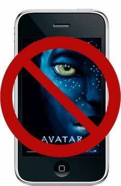 """James Cameron says watching films on an iPhone is """"dumb"""""""