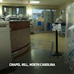 COVID-19 overwhelms nursing staff in N Carolina