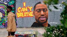 George Floyd: los detalles del diálogo que el afroestadounidense muerto bajo custodia mantuvo con los policías que le arrestaron