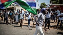 Gambia's political transition begins after election shock