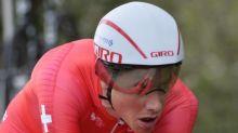 Cyclisme - ChE - Stefan Küng champion d'Europe du contre-la-montre, le Français Rémi Cavagna, 2e