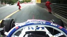 'Really bad': Horrifying moment rocks Monaco Grand Prix