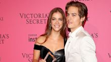 """Dylan Sprouse's Girlfriend Barbara Palvin Finally Meets Cole and the Rest of the """"Riverdale"""" Cast"""