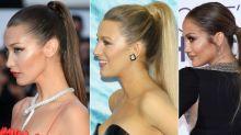 How To Nail A Super Sleek Ponytail By Kim K's Hairstylist Chris Appleton