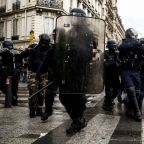 Paris protests continue for third weekend despite Macron conceding to original demands