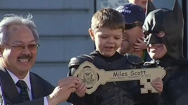 Many say Batkid's adventure in SF was priceless