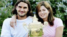 """A Roger Federer le """"desaconsejaron"""" la relación con su esposa Mirka"""