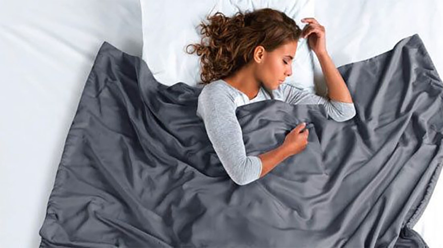 Does a weighted blanket actually work?