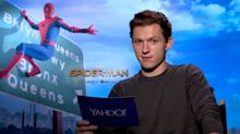 'Spider-Man: Homecoming' Stars Present a Dramatic Reading of the 'Friendly Neighborhood Spider-Man' Theme Song Lyrics