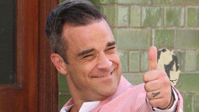 Robbie Williams Reveals Sex Tape Regret‎‎‎‎