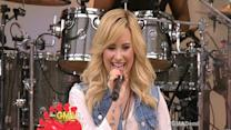 Demi Lovato's New Single Live From Central Park