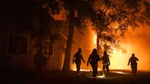 Dispute Erupts Over Radios Utility Workers Use in California Wildfires