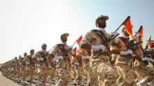 Iran says 10 Revolutionary Guards were just killed by Kurdish militants near the Iraqi border