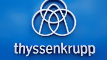 Lanxess CEO not a candidate for Thyssenkrupp CEO job: source