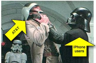 Watch out AT&T: Operation Chokehold is coming