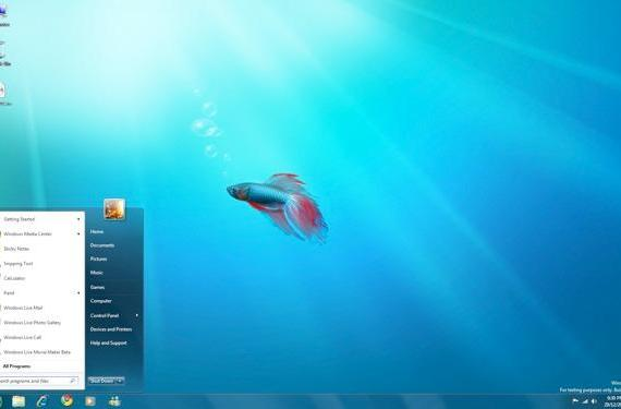 Windows 7 beta 64-bit version leaked just in time for Steve Ballmer's keynote