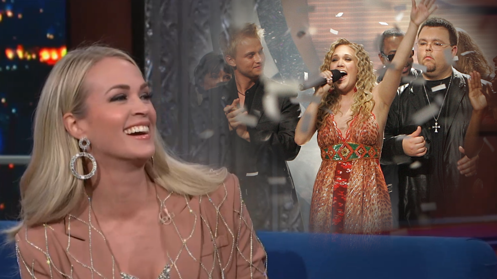 Carrie Underwood After American Idol Mistake Please Don T Kick