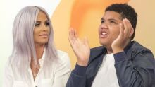 Katie Price hits out at 'disgusting' Christmas jumpers mocking her son Harvey
