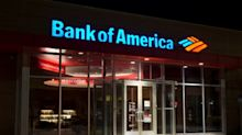 Bank of America Stock Falls 4%