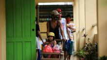 At least 10 dead as Typhoon Goni batters Philippines