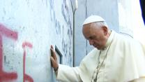 """Pope Francis: Peace Efforts """"unacceptable"""""""