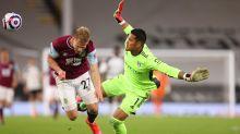 West Ham sign goalkeeper Alphonse Areola on season's loan from PSG