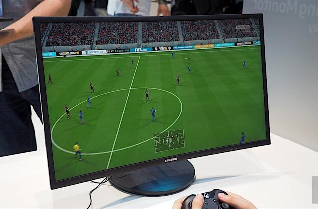 Samsung brings quantum dots to its curved gaming monitors