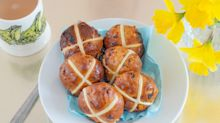 Hot cross buns and Simnel cake: Easter recipes to bake at home