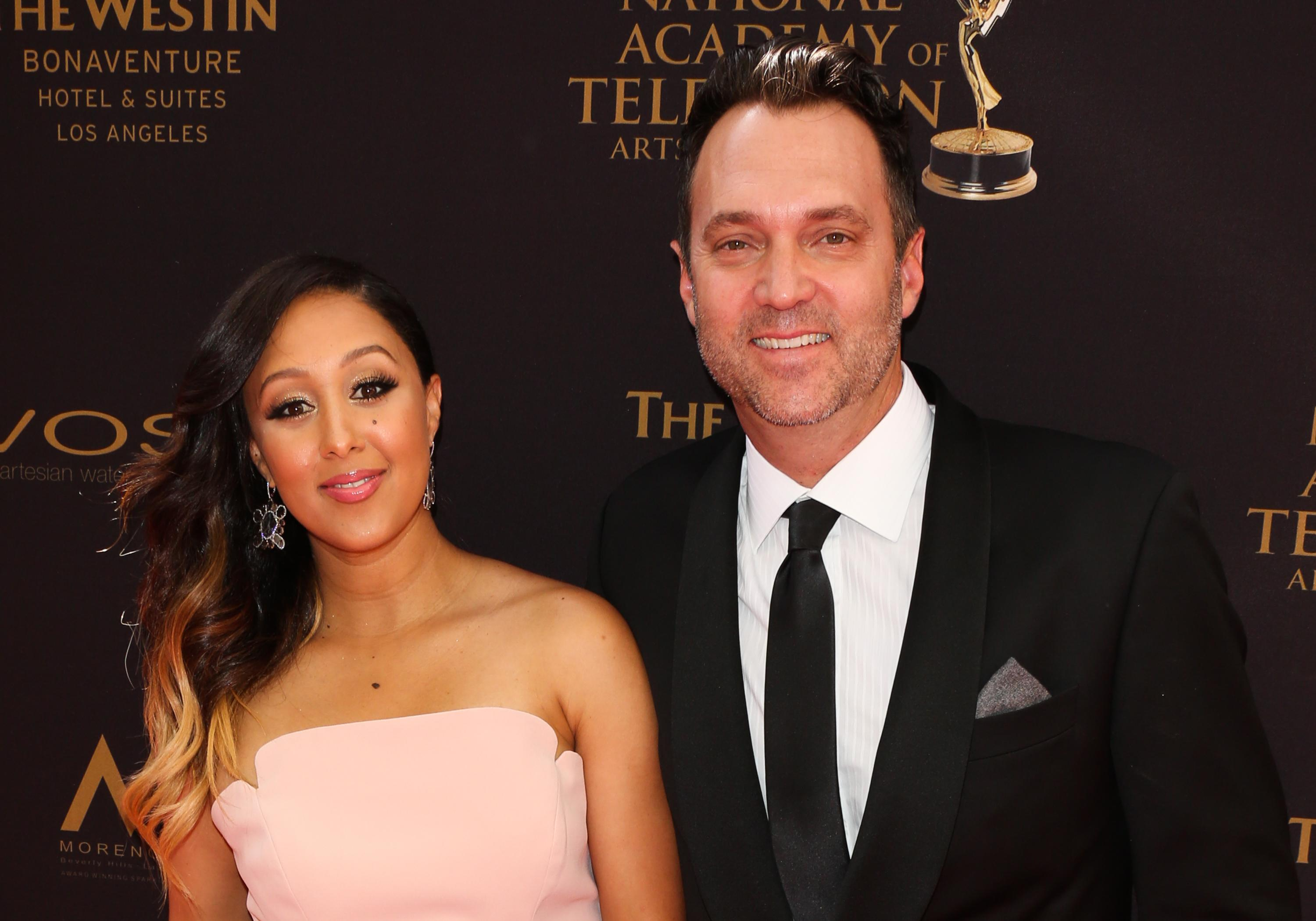 Tamera Mowry-Housley and Adam Housley 'staying positive and praying' for niece missing after Borderline bar shooting