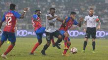 Nafuzi laments stop-start first leg home defeat