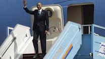 Obama in Israel for first trip as president