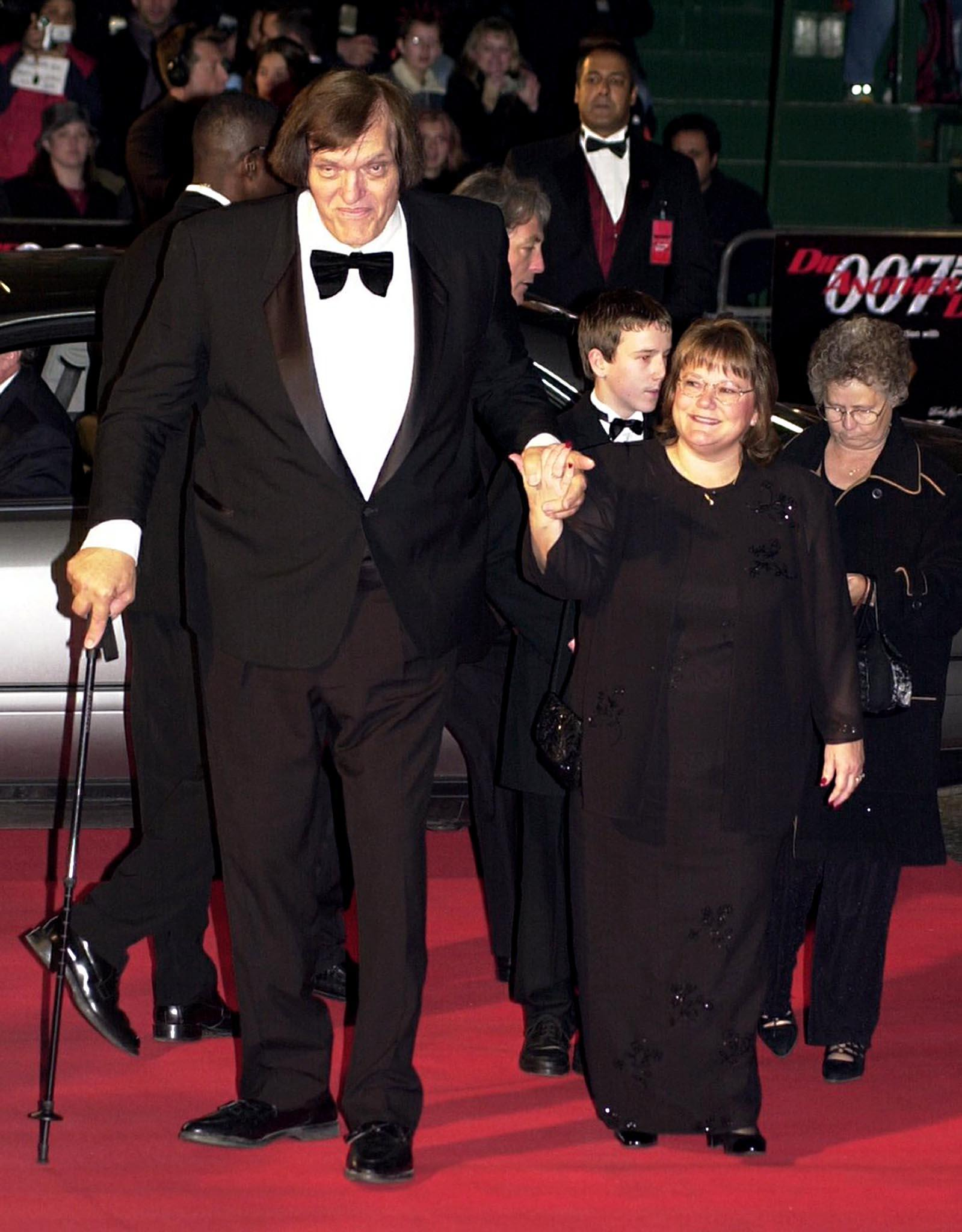 007 'Jaws' villain Richard Kiel dies aged 74