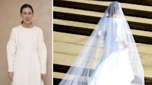 Emilia Wickstead responds to claims she accused Givenchy of copying Meghan Markle's wedding dress