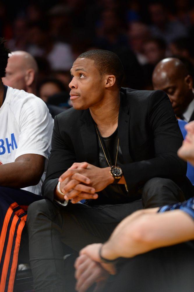 Thunder G Russell Westbrook to return vs. Heat