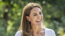 Kate Middleton has been secretly hiding books around London