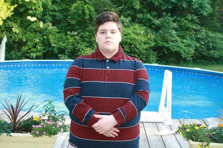 Student Gavin Grimm, who was barred from using the boys' bathroom at his local high school in Gloucester County, Virginia, U.S. is seen in an undated photo. Grimm was born a female but identifies as a male. Crystal Cooper/ACLU of Virgina/Handout via