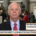 Senate Could Be Key to Reopening Government Says Sen. Cardin