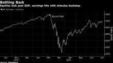 Mercado anda em corda bamba antes de fim de estímulo nos EUA