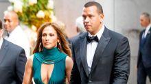 Jennifer Lopez and Alex Rodriguez's Super Stylish Date Looks