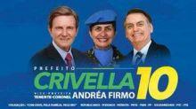 Eleições 2020: Crivella começa campanha tentando colar na imagem de Jair Bolsonaro