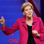 Elizabeth Warren runs 'fake' Facebook advert attacking Zuckerberg over inaction on misinformation