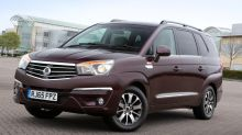SsangYong Turismo review: gentle giant lumbers on unchallenged