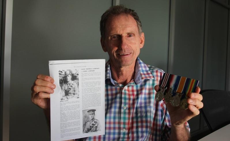 Photo sparks years of research to uncover Anzac's past