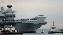 UK warships to sail for Black Sea in May as Ukraine-Russia tensions rise- Sunday Times