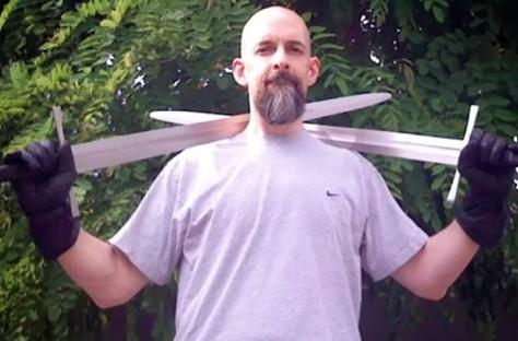 Insert Coin: Clang, a motion-controlled swordfighting game by no less than Neal Stephenson (video)