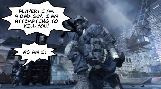 Modern Warfare 3 will feature color blind assist option
