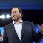 Salesforce's third quarter revenues were up 25% from last year