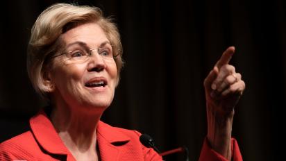 Warren unveils plan to erase college debt for 42M