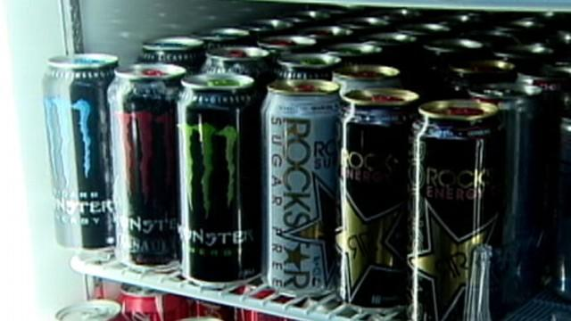 Emergency Room Cases Involving Energy Drinks Increase