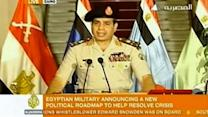 Egypt under military coup, President Morsi forced out